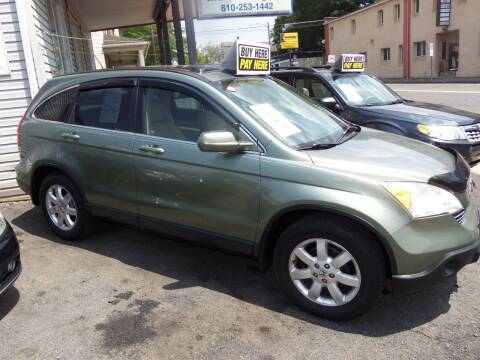 2008 Honda CR-V for sale at Fulmer Auto Cycle Sales - Fulmer Auto Sales in Easton PA