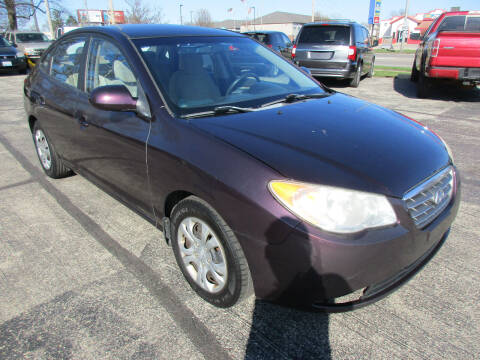 2009 Hyundai Elantra for sale at U C AUTO in Urbana IL