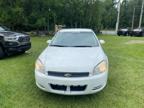 2008 Chevrolet Impala for sale at Carlyle Kelly in Jacksonville FL