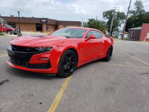 2019 Chevrolet Camaro for sale at Diamond Motors in Pecatonica IL
