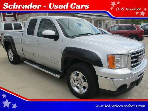 2012 GMC Sierra 1500 for sale at Schrader - Used Cars in Mount Pleasant IA