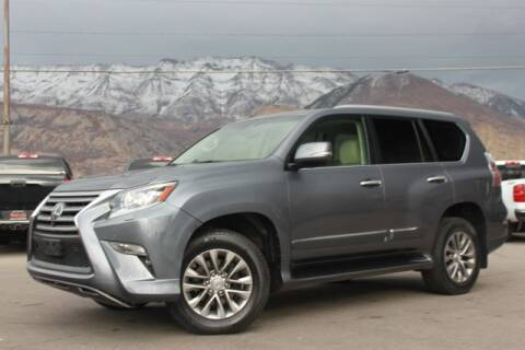 2016 Lexus GX 460 for sale at REVOLUTIONARY AUTO in Lindon UT