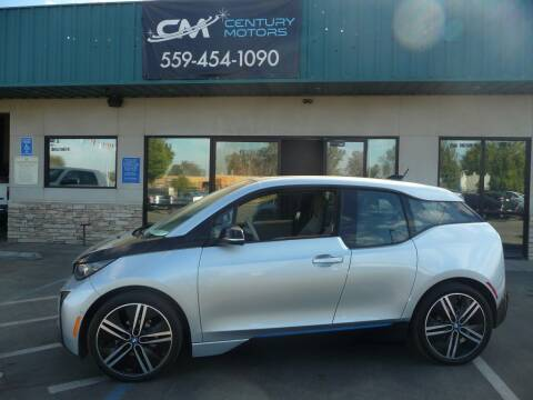 2015 BMW i3 for sale at CENTURY MOTORS in Fresno CA