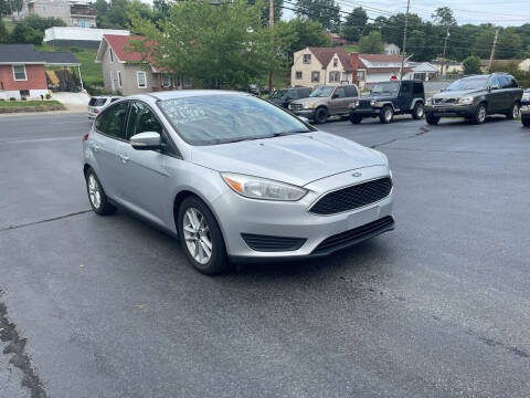 2015 Ford Focus for sale at KP'S Cars in Staunton VA