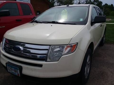 2007 Ford Edge for sale at Sunrise Auto Sales in Stacy MN
