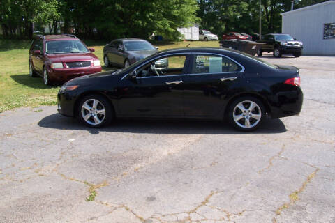 2013 Acura TSX for sale at Blackwood's Auto Sales in Union SC