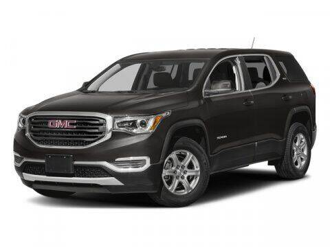 2017 GMC Acadia for sale at Griffin Buick GMC in Monroe NC