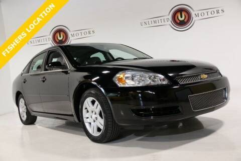 2014 Chevrolet Impala Limited for sale at Unlimited Motors in Fishers IN