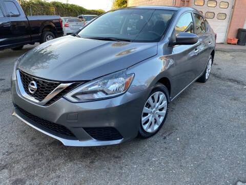 2019 Nissan Sentra for sale at Seaview Motors and Repair LLC in Bridgeport CT