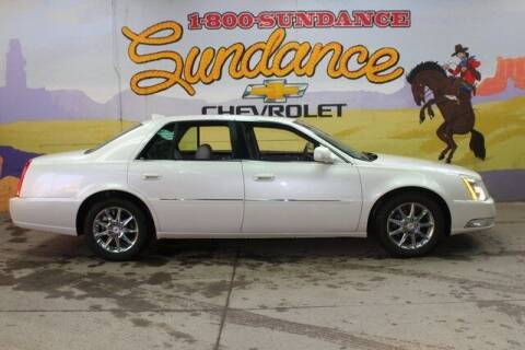 2010 Cadillac DTS for sale at Sundance Chevrolet in Grand Ledge MI