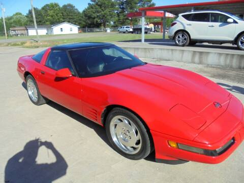 1994 Chevrolet Corvette for sale at US PAWN AND LOAN in Austin AR