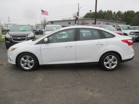 2014 Ford Focus for sale at Home Street Auto Sales in Mishawaka IN