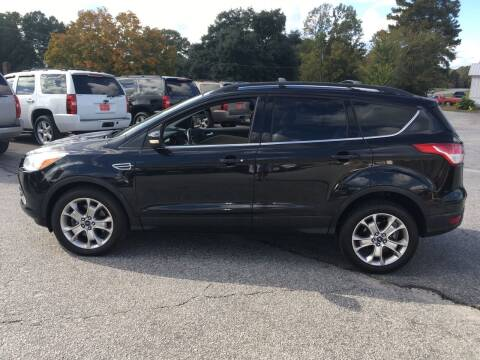 2013 Ford Escape for sale at TAVERN MOTORS in Laurens SC