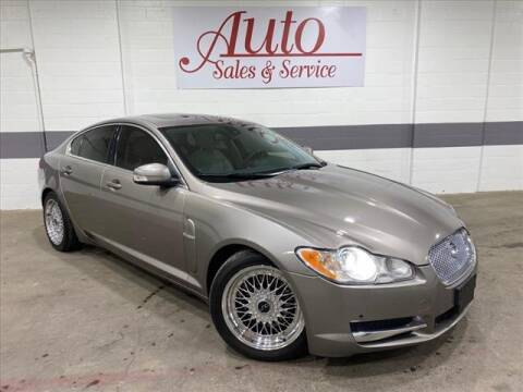 2009 Jaguar XF for sale at Auto Sales & Service Wholesale in Indianapolis IN