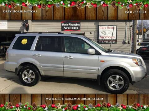 2007 Honda Pilot for sale at Grey Horse Motors in Hamilton OH