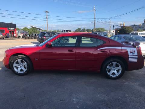2010 Dodge Charger for sale at Cherry Motors in Greenville SC