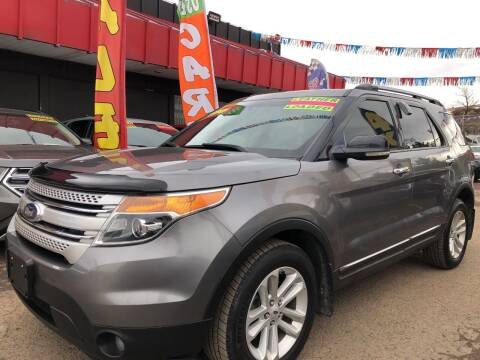 2012 Ford Explorer for sale at Duke City Auto LLC in Gallup NM
