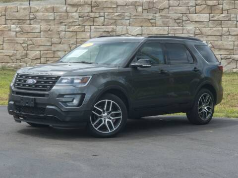 2016 Ford Explorer for sale at Car Hunters LLC in Mount Juliet TN