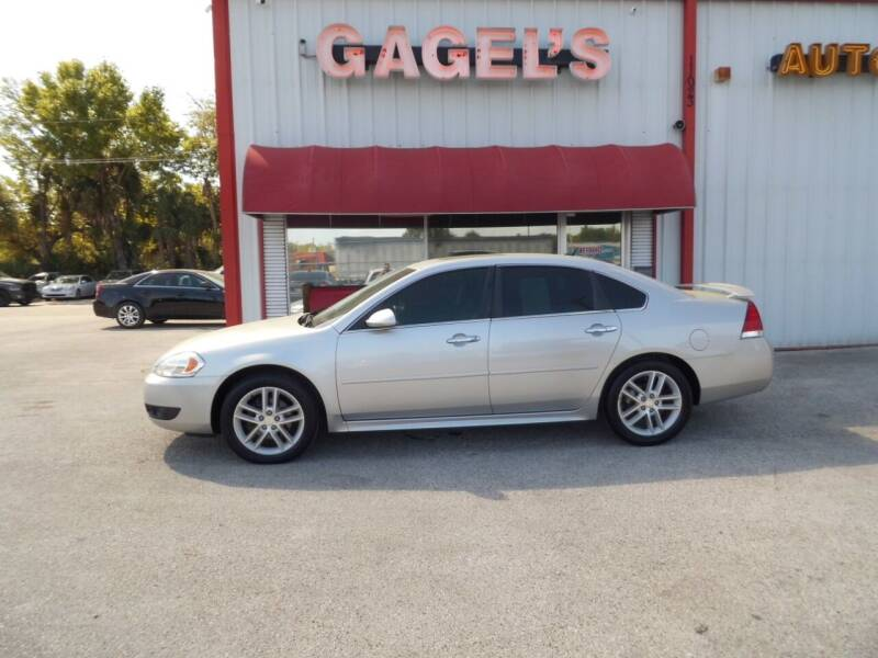 2014 Chevrolet Impala Limited for sale at Gagel's Auto Sales in Gibsonton FL