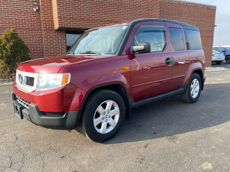 2009 Honda Element for sale at Zarate's Auto Sales in Caledonia WI