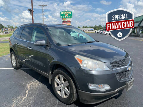 2010 Chevrolet Traverse for sale at Auto World in Carbondale IL