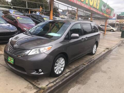 2015 Toyota Sienna for sale at Sylhet Motors in Jamacia NY
