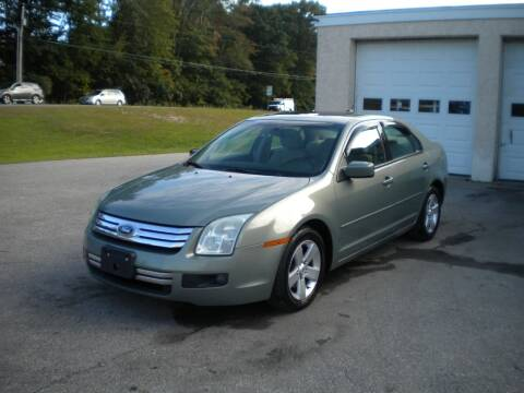 2009 Ford Fusion for sale at Route 111 Auto Sales in Hampstead NH