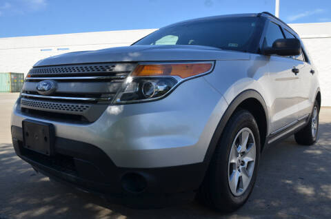 2011 Ford Explorer for sale at Wheel Deal Auto Sales LLC in Norfolk VA