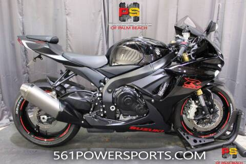 2019 Suzuki GSX-R750 for sale at Powersports of Palm Beach in Hollywood FL