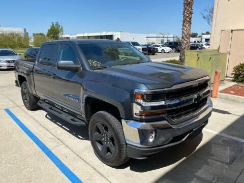 2017 Chevrolet Silverado 1500 for sale at Destination Motors in Temecula CA