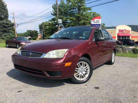 2007 Ford Focus for sale at Keystone Auto Center LLC in Allentown PA