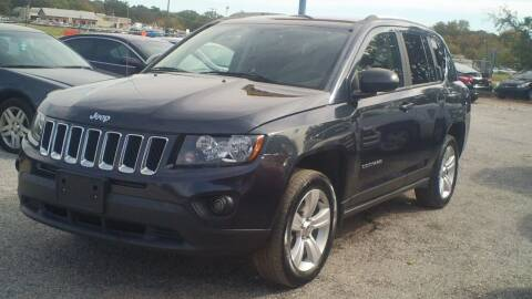 2016 Jeep Compass for sale at Global Vehicles,Inc in Irving TX