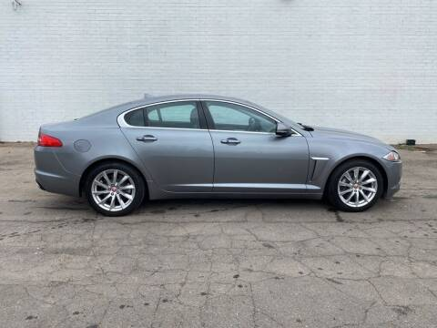 2015 Jaguar XF for sale at Smart Chevrolet in Madison NC