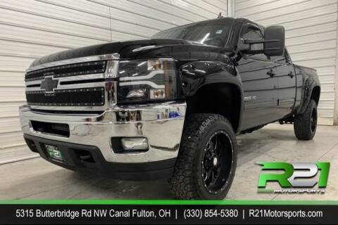 2014 Chevrolet Silverado 2500HD for sale at Route 21 Auto Sales in Canal Fulton OH