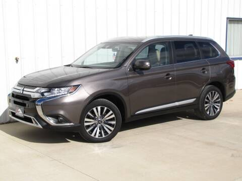 2020 Mitsubishi Outlander for sale at Lyman Auto in Griswold IA