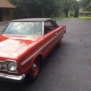 1966 Plymouth Belvedere for sale at Classic Car Deals in Cadillac MI