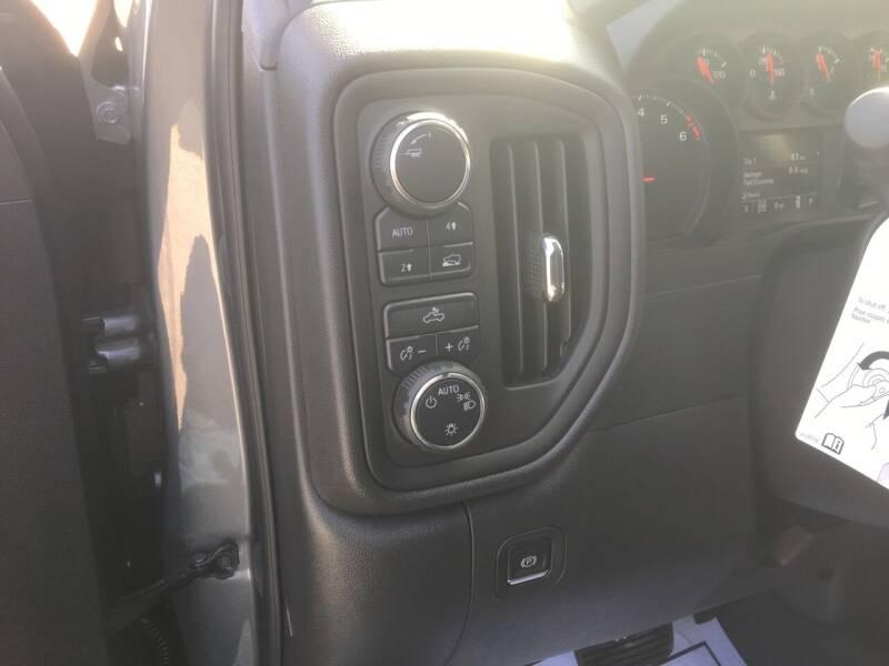 2020 Chevrolet Silverado 1500 4x4 Custom 4dr Crew Cab 5.8 ft. SB - Rugby ND