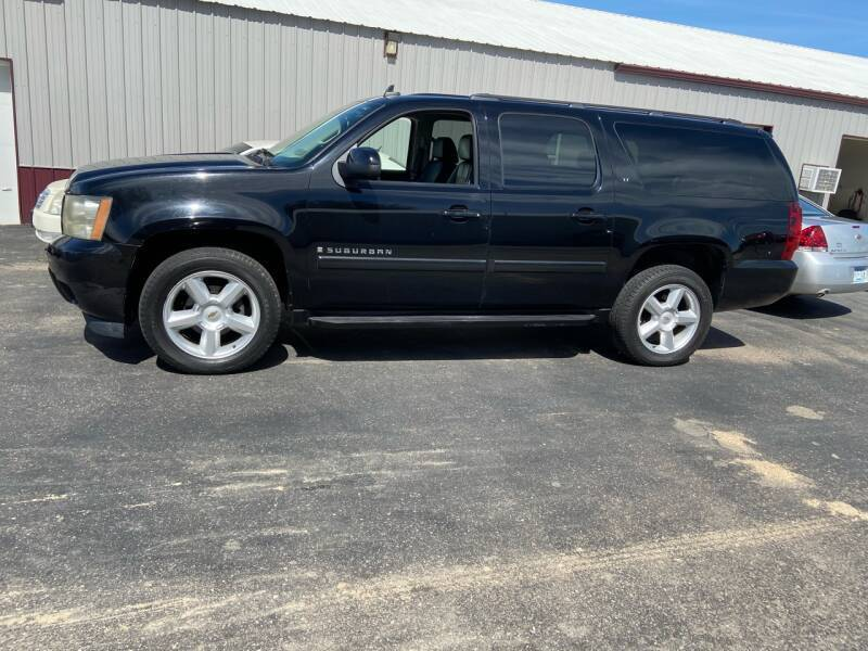 2008 Chevrolet Suburban for sale at Hill Motors in Ortonville MN