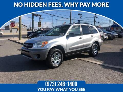 2005 Toyota RAV4 for sale at Route 46 Auto Sales Inc in Lodi NJ