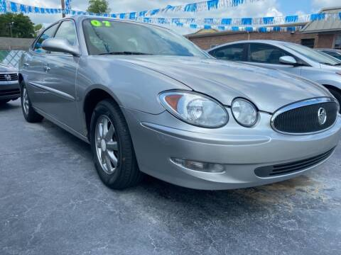 2007 Buick LaCrosse for sale at Wilkinson Used Cars in Milledgeville GA