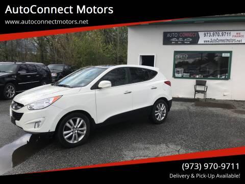 2013 Hyundai Tucson for sale at AutoConnect Motors in Kenvil NJ