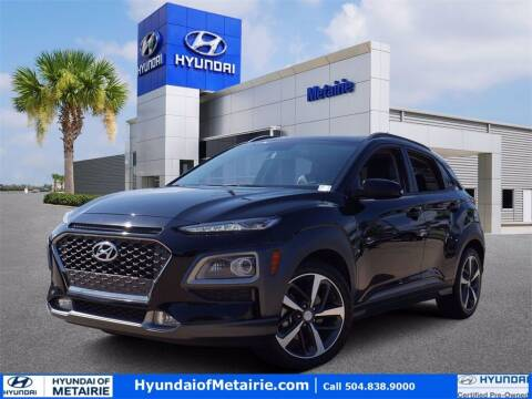 2018 Hyundai Kona for sale at Metairie Preowned Superstore in Metairie LA