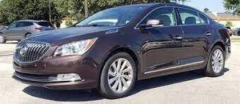 2016 Buick LaCrosse for sale at Empire Automotive Group Inc. in Orlando FL