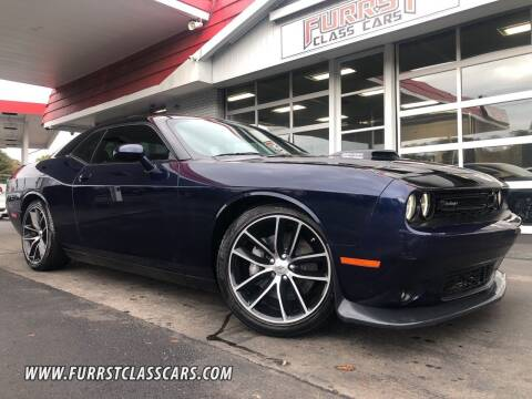 2017 Dodge Challenger for sale at Furrst Class Cars LLC  - Independence Blvd. in Charlotte NC