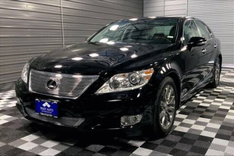 2012 Lexus LS 460 for sale at TRUST AUTO in Sykesville MD