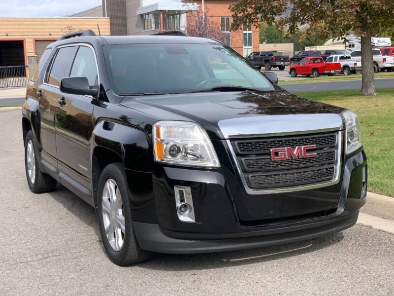 2017 GMC Terrain for sale at A.I. Monroe Auto Sales in Bountiful UT