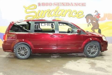2017 Dodge Grand Caravan for sale at Sundance Chevrolet in Grand Ledge MI