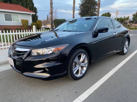 2012 Honda Accord for sale at OPTED MOTORS in Santa Clara CA