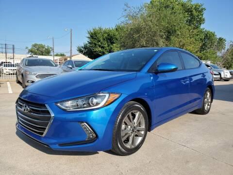 2018 Hyundai Elantra for sale at Star Autogroup, LLC in Grand Prairie TX