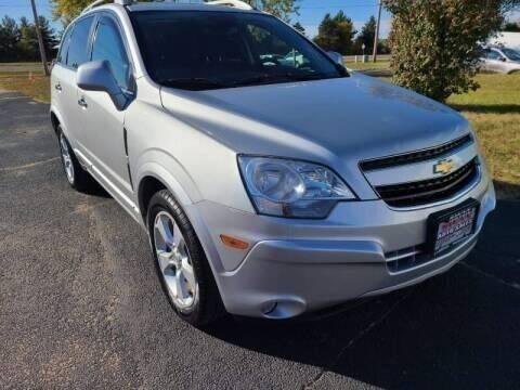 2014 Chevrolet Captiva Sport for sale at Swan Auto in Roscoe IL